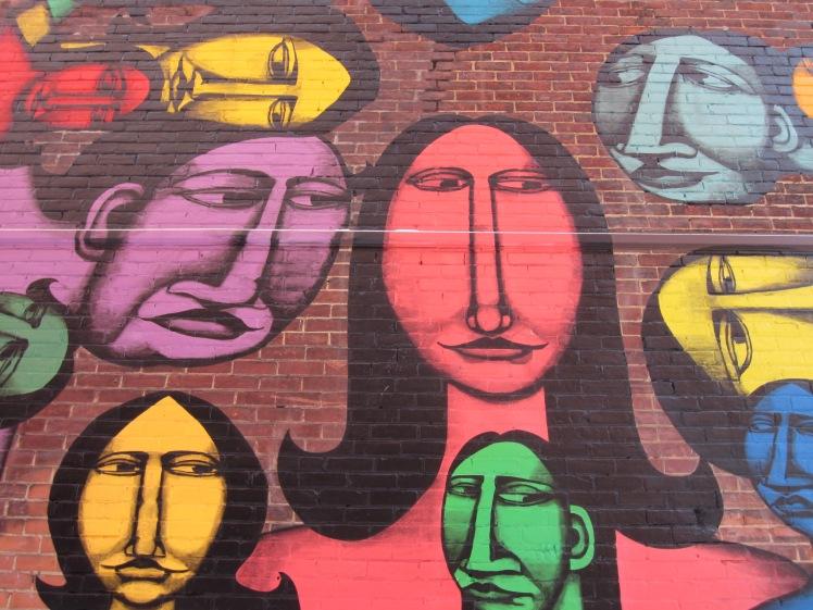 Graffiti, Latin quarter
