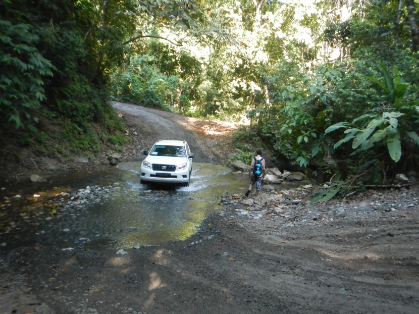 Hitchhiking in Costa Rica made easy