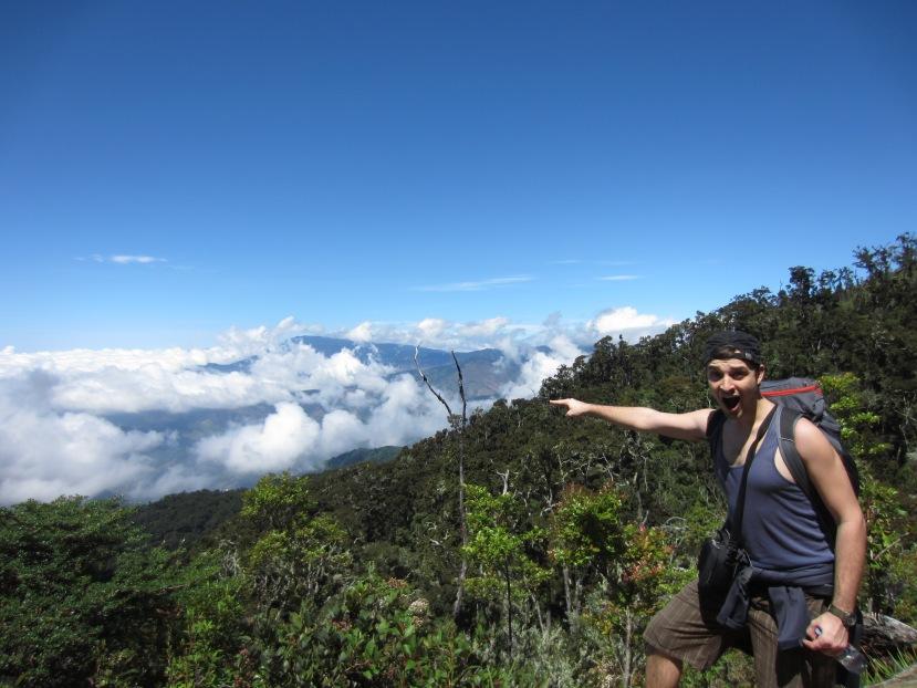 Conquering the Cerro Chirripohike