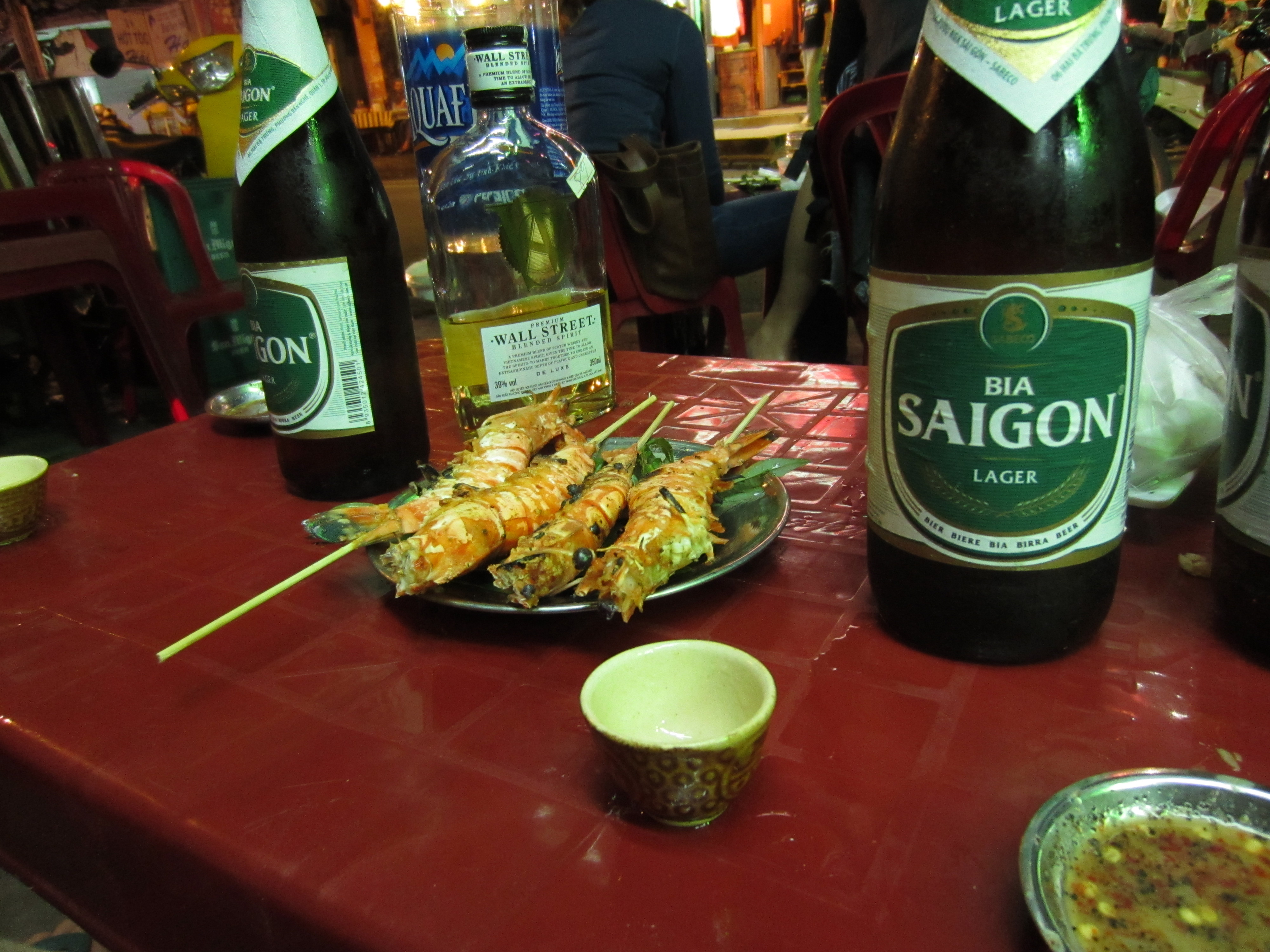 Street food, Saigon