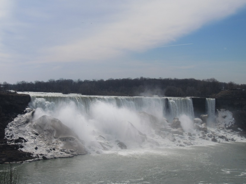 Why Niagara Falls was adisappointment