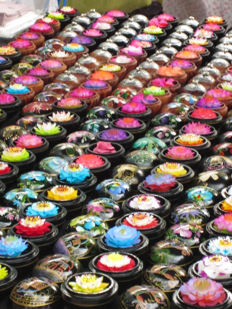 Candles, Chiang Mai
