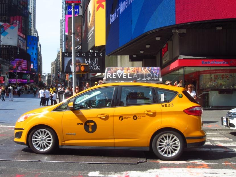 New York City: A first-timersimpression