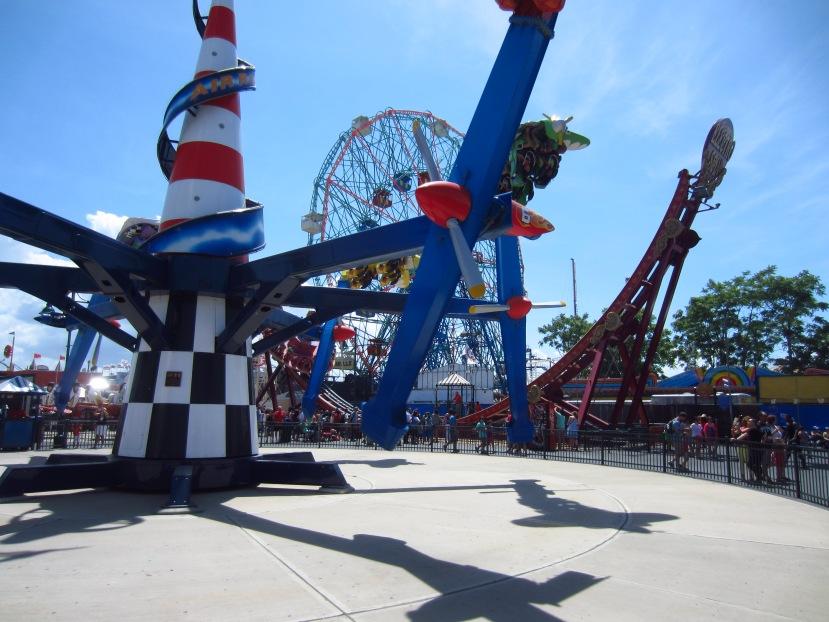 Coney Island as a daytrip