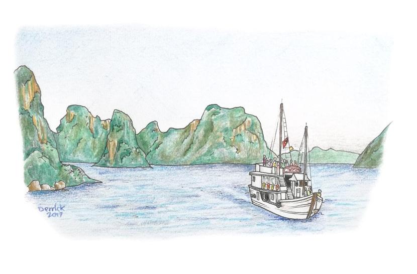 Ha Long Bay: an illustratedguide