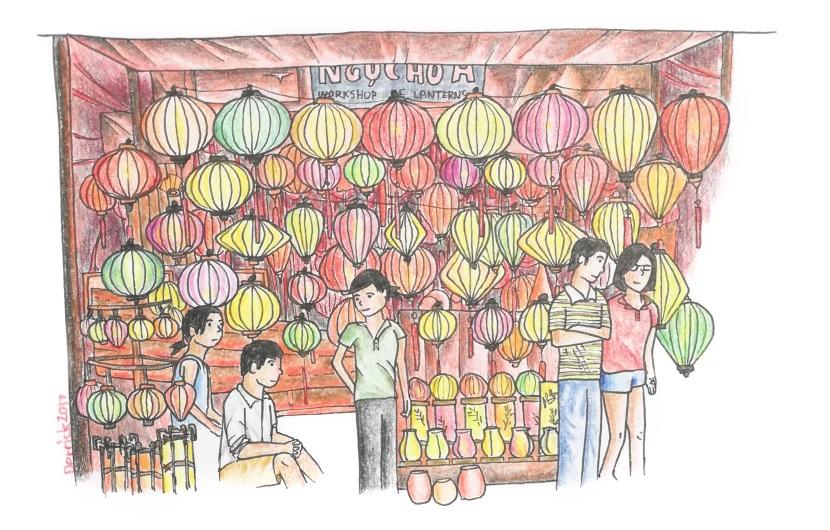 Hoi An: Vietnam's most charmingtown
