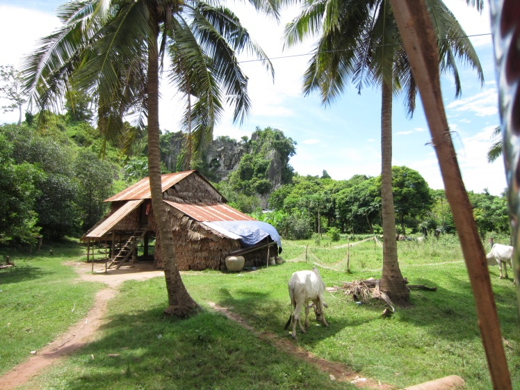 Farmhouse, Kampot province
