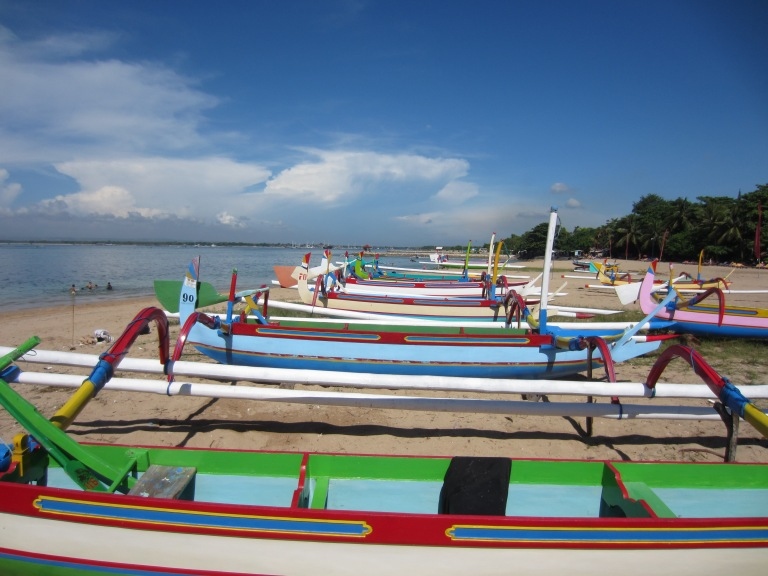 Catamarans, Sanur