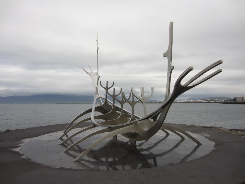 Exploring Reykjavik on foot (and learning how to pronounceit)