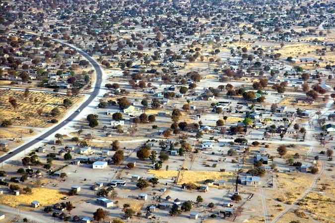 Maun-Botswana