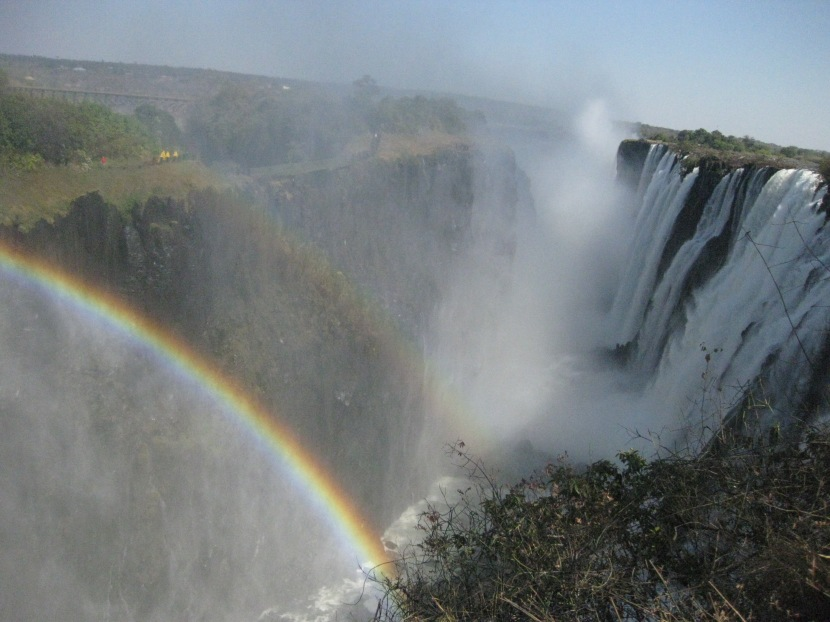 Victoria falls: The most incredible waterfall onearth