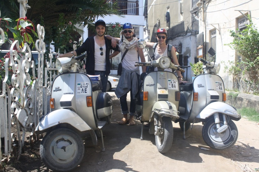 The ultimate guide to scooter mishaps on Zanzibar