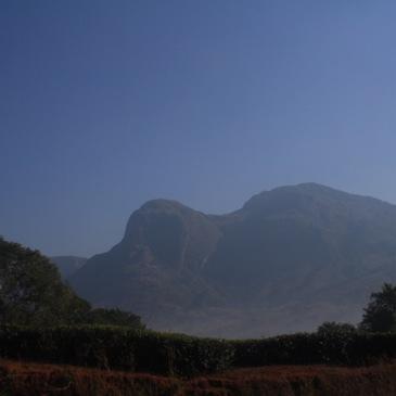 mount mulanje rolling hills