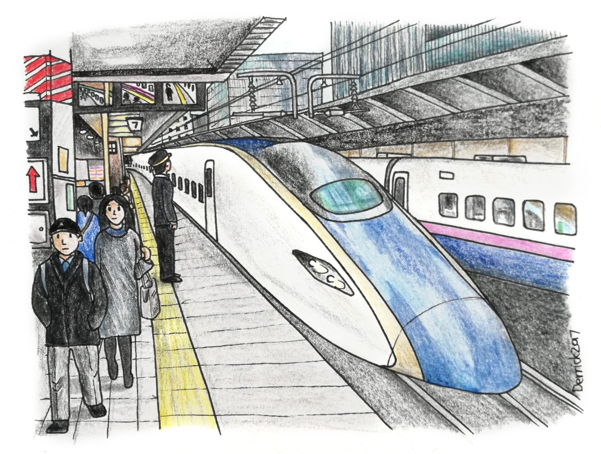 The Japan JR rail pass - what you should know