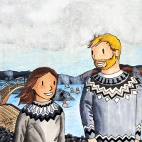 Iceland's Iconic Sweater - the Lopapeysa