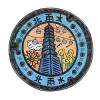 Exploring Taipei's New Artistic Manhole Covers