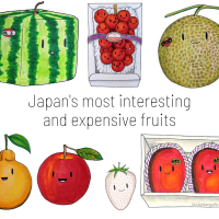 Japan's Most Interesting and Expensive Fruits