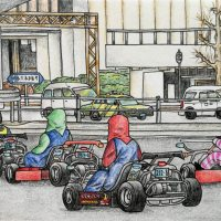 Go-Karting the Streets of Toyko - Is It Safe?