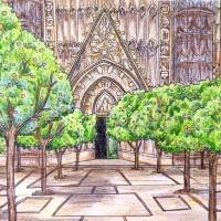 The Orange Trees of Seville